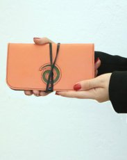 Sokura Tabak Pochette Orange