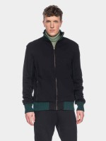 Ato jacket Boy zwart